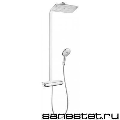 Душевая система Hansgrohe Raindance Select Showerpipe 27112000